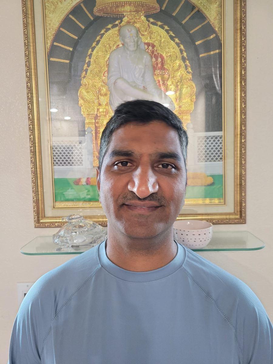 Sri Sudarshan Thatikonda